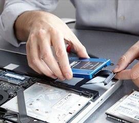 Mac Sabit Disk Değiştirme