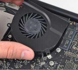Dizüstü Bilgisayarı Fanının Değiştirilmesi
