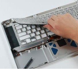 Macbook Klavye Değiştirme