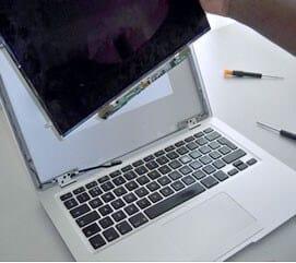 Mac Ekran Değiştirme